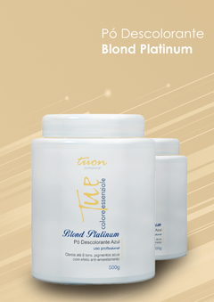 Blond Platinum - Pó Descolorante | AAFL