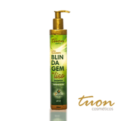 Shampoo Blindagem Do Liso LissMe Tuon 300ml