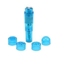 THE ULTIMATE MINI-MASSAGER - BLUE