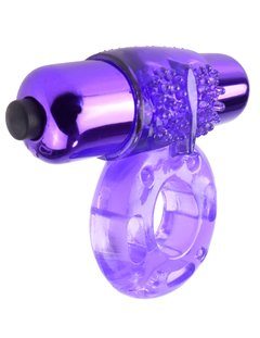 FANTASY C-RINGZ VIBRATING SUPER RING – PURPLE en internet