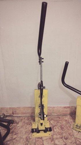 Balancin Punzonador Manual 5,5mm