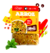 ARROZ AL CURRY MOLE 200 g