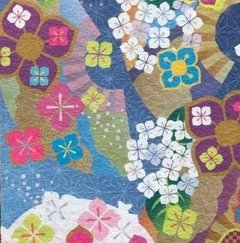 Papel JAPONES 4 SEASONS 15x15cm, 28 simple faz en internet