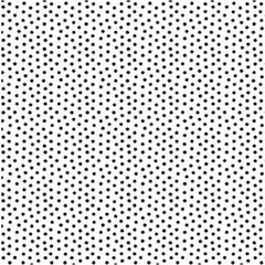 Papel BLACK DOTS de 10x10cm, con 20 hojas simple faz
