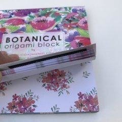 Botanical Block-15x15 cm Simple Faz - comprar online