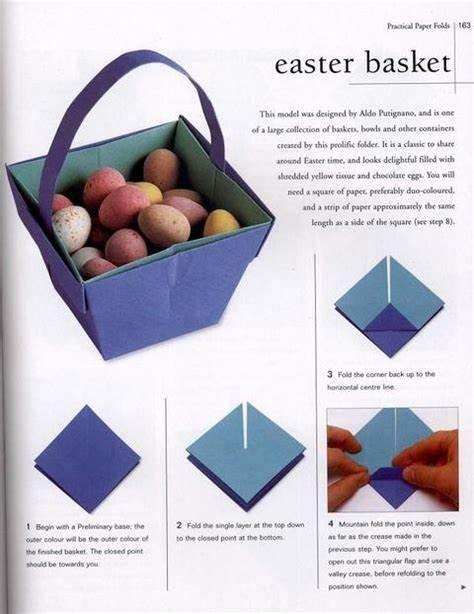 """Libro """"The Origami Handbook"""" Autor Rick con tapa dura"""