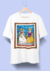 Camiseta As Duas Fridas, de Frida Kahlo