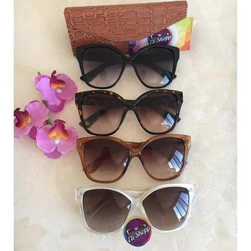5007c6b3b91a4 Óculos De Sol Dita Magnifique Paradis Luxo Cores Variadas