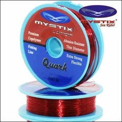 Nylon Mystix Quark 1.00mm Resistencia 38.05 Kg en internet