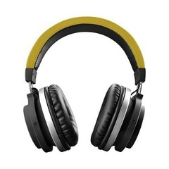 HEADPHONE BLUETOOTH LARGE AMARELO PULSE - PH233 - comprar online