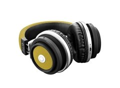 HEADPHONE BLUETOOTH LARGE AMARELO PULSE - PH233 na internet