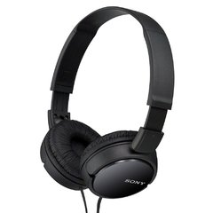 Headphone Sony MDR-ZX110 Dobrável P2 Preto