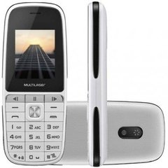 Celular Multilaser Up Play Dual Chip Mp3 Com Câmera Branco - P9077 na internet