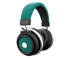 HEADPHONE BLUETOOTH LARGE VERDE PULSE - PH231