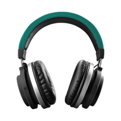 HEADPHONE BLUETOOTH LARGE VERDE PULSE - PH231 - comprar online