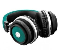 HEADPHONE BLUETOOTH LARGE VERDE PULSE - PH231 na internet