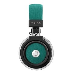 HEADPHONE BLUETOOTH LARGE VERDE PULSE - PH231 - EletroVip