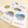 FLASHCARDS CLIMA
