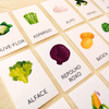 FLASHCARDS VEGETAIS