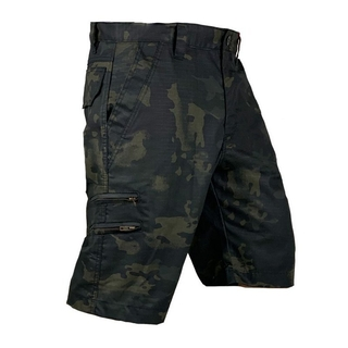 Bermuda Hunter Camuflada Multicam Black Bélica