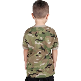 Camiseta Soldier Kids Bélica - Multicam