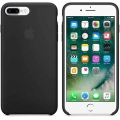 Kit Capa Silicone Case Apple Iphone 7 8 + Pelicula Vidro 3d