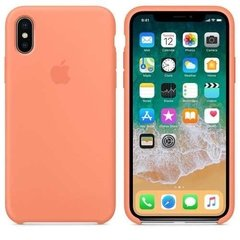 Capinha Silicone Capa Case Apple Iphone Xs Max - comprar online