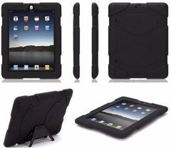 Capa Case Tablet Survivor Apple Ipad 2 3 4 Anti Impacto