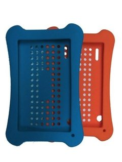 Tablet Capa Silicone Samsung Galaxy T110 T113 T116 - loja online