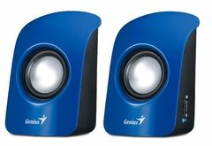 Parlantes Para Pc Genius Sp-u115 Stereo Varios Colores Usb en internet