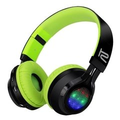 Auriculares Bluetooth Klip Xtreme Blast Ranura Sd Luces Led
