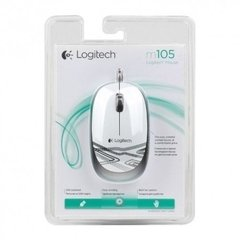 Mouse Logitech M105 Cable Usb Pc Notebook 1000 Dpi - tienda online