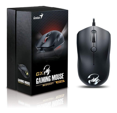 Mouse Gamer Gx Gaming Scorpion M6-400 Luz Led 5000 Dpi en internet