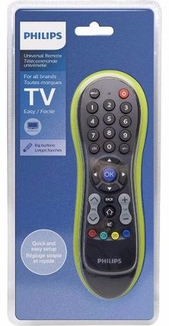 Control Remoto Universal Smart Tv Philips Srp3011 en internet