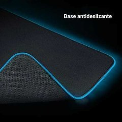 Mouse Pad Gamer Luz Led Rgb 7 Colores Usb 800x300mm Gms-x5 - dotPix Store