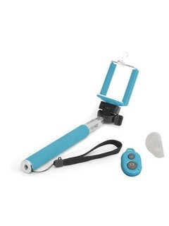 Baston Palo Selfie Stick Bluetooth Disparador Llavero Funda - dotPix Store