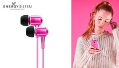 Imagen de Auriculares Energy Sistem In Ear Urban 2 Cable Mallado Color