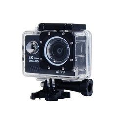 Camara Kolke Go 4k Pro Ultra Hd 16 Mp Sumergible Wifi - comprar online