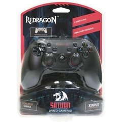 Joystick Gamer Redragon G807 Saturn Pc Ps3 Usb Xinput en internet