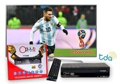 Decodificador Digital Tda Hd Digital Tv Remoto Usb Ophyr