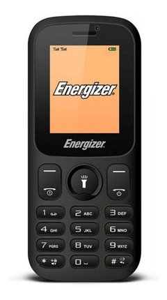 Celular 2g Energizer Dual Energy E10+ Libre Ideal Mayores