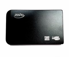 Carry Disk Externo Zenei Usb 3.0 Disco De Notebook Con Funda en internet