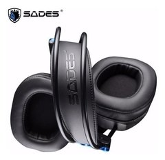 Auricular Gamer para pc Sades Xpower Plus Sa-706s Usb Pc Ps4 con microfono en internet