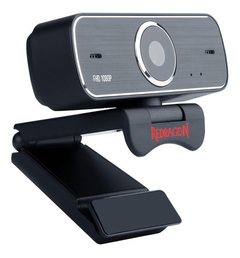 Camara Web Webcam Redragon Gw800 Hitman 1080p Hd Streaming