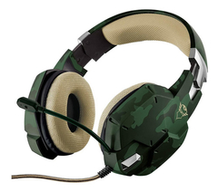 Auriculares Con Microfono Trust Carus Jungle Camo Ps4 Pc
