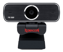 Camara Web Webcam Redragon Gw800 Hitman 1080p Hd Streaming - comprar online