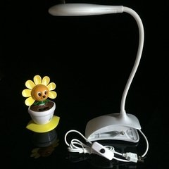 Lampara Velador Luz Led Flexible Con Clip Usb Portátil Mh006 en internet