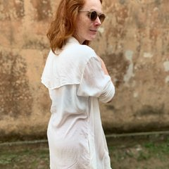 Imagem do Chemise Patti Voil Off White