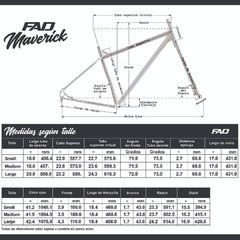 Kit Maverick Mountain Bike Rod 29 en internet