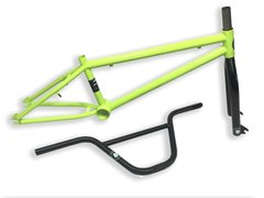 Kit Fad Iron Bmx Freestyle Rodado 20